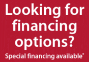 Financing Available Heating and Cooling