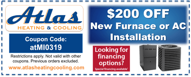 New Furnace AC Coupon