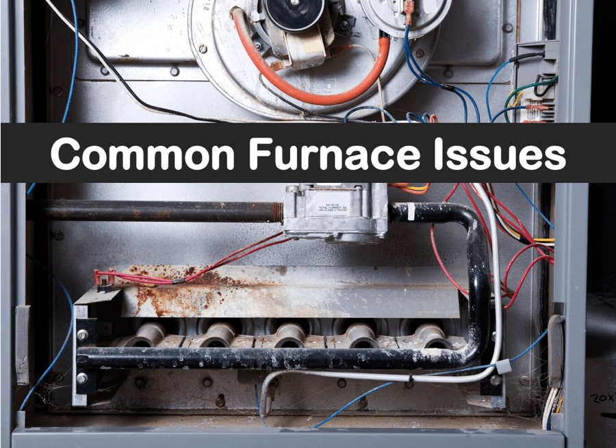Common Furnace Repair Issues